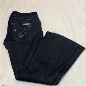 William Rast , trouser cut jeans